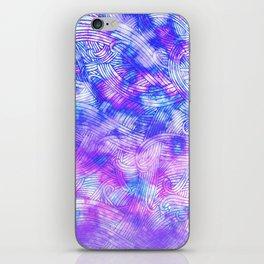 Color Curvature iPhone Skin