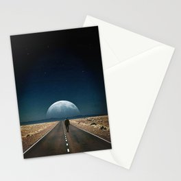 Walking away ... Stationery Cards