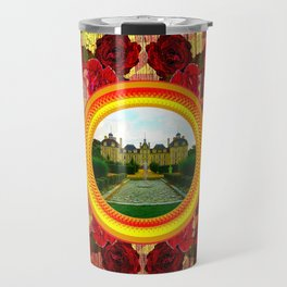LIKE TO KEEP MY MEMORIES IN STYLE - RUSTIC BAROQUE - FRENCH CHATEAU Travel Mug
