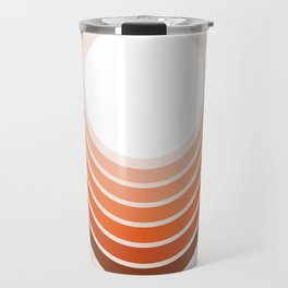 Red Rock Crescent Travel Mug