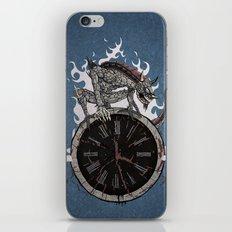 Guardian of Time iPhone & iPod Skin
