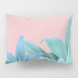Blue Green Agave Pillow Sham