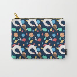 Moana inspired pattern Carry-All Pouch