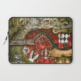 Queen of the Hearts Laptop Sleeve