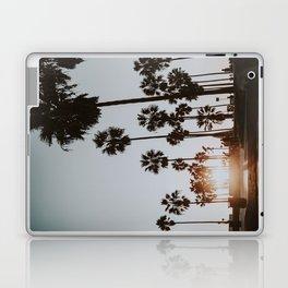 palm trees vi / venice beach, california Laptop & iPad Skin