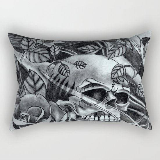 The Crow Rectangular Pillow