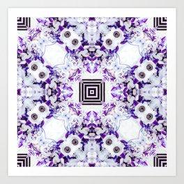 Anemone Fusion Art Print