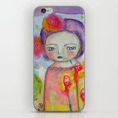 I am Brave ! iPhone & iPod Skin