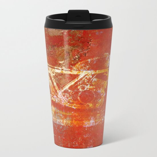 Metal Speed Metal Travel Mug