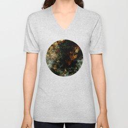 Abstract XXIII Unisex V-Neck