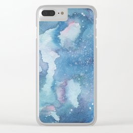 Planet Clear iPhone Case
