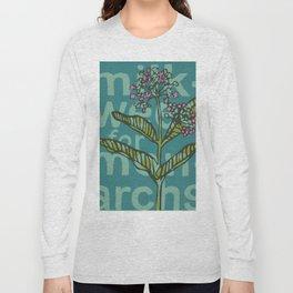 Milkweed for Monarchs Long Sleeve T-shirt