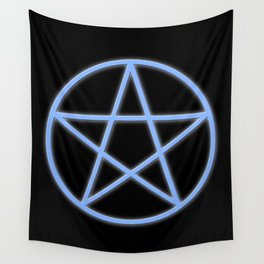 Pentacle Wall Tapestry