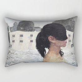 Reality Memories Rectangular Pillow