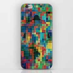 I'm Just An Array of Colours? iPhone & iPod Skin