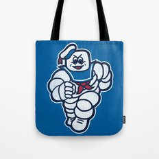 Marshmelin Man Tote Bag