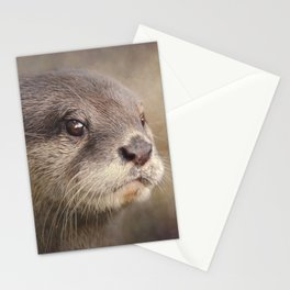 Otterly gorgeous!! Stationery Cards
