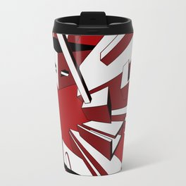 Radial Boxes Travel Mug