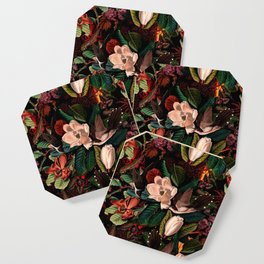 FLORAL AND BIRDS XIV Coaster