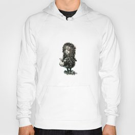 Hedgehog in the fog Hoody