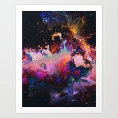 Explik Art Print