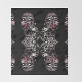Laura´s Dream Throw Blanket
