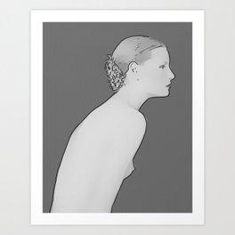 """Infinita belleza"" * 1 Art Print"