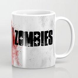 I Still (Heart) Zombies Coffee Mug