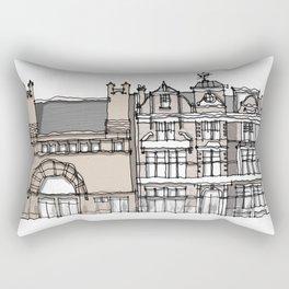 Whitechapel Gallery London Rectangular Pillow