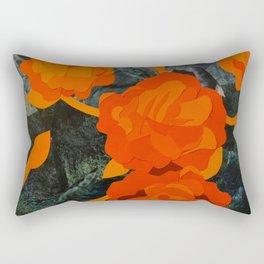 Growth and Decay #4 Rectangular Pillow