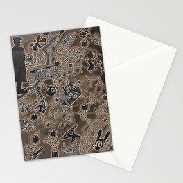 Roarin Twenties Toons Stationery Cards