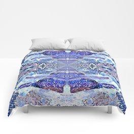 Snow Vortex Comforters