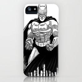 Bat Rumble iPhone Case