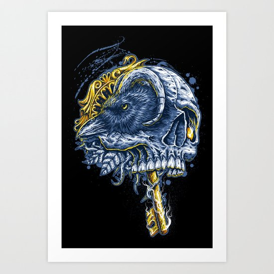 Key Of Eden Art Print