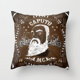 Caputo MC Throw Pillow