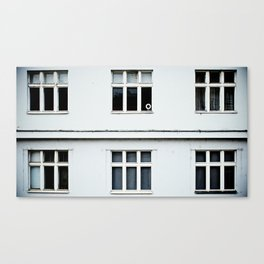 Czeched Canvas Print
