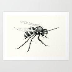 'Wildlife Analysis I' Art Print