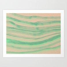 Sandstorm Art Print