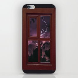 Weathering the Storm iPhone Skin