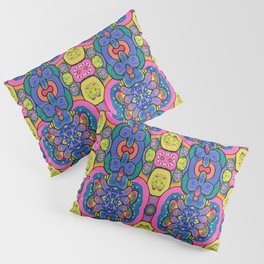 Peace Batik Pillow Sham