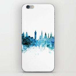 Glasgow Scotland Skyline iPhone Skin