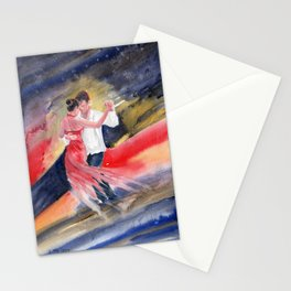 Love and Tango 2 Stationery Cards