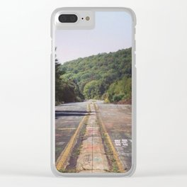 Centralia, PA Clear iPhone Case