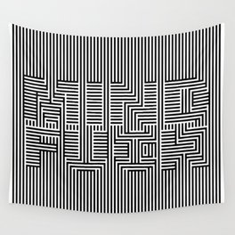 Mind Fuck - Optical Illusion Wall Tapestry