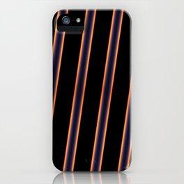 Diagonals iPhone Case