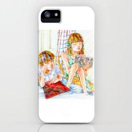 Pop Kids vol.6 iPhone Case