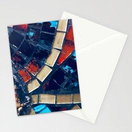 Vintage Italian Mosaic Tiles Stationery Cards