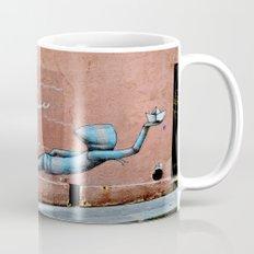 The Floating Man Mug