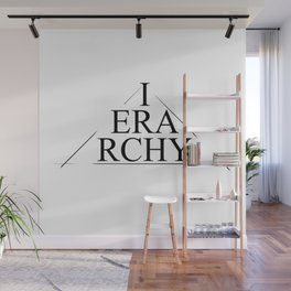 Ierarchy Wall Mural