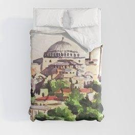 Istanbul Turkey Hagia Sophia Comforters
